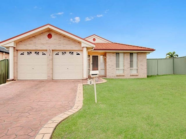 2 Kuraji Close, Glenmore Park, NSW 2745