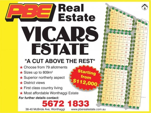 Lot 36 Vicars Estate, Wonthaggi, Vic 3995