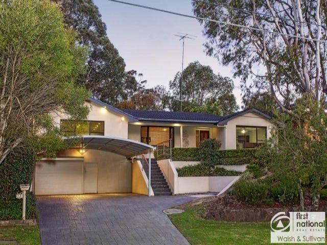 18 Turon Ave, Baulkham Hills, NSW 2153