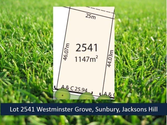 Lot 2541 Westminster Grove, Sunbury, Vic 3429