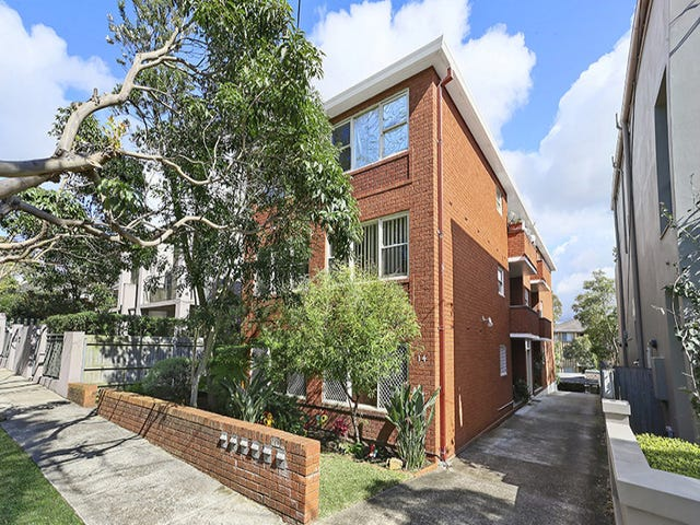 2/14 Monmouth Street, Randwick, NSW 2031