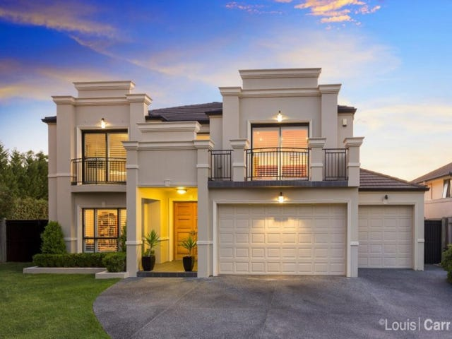 44 Brae Place, Castle Hill, NSW 2154