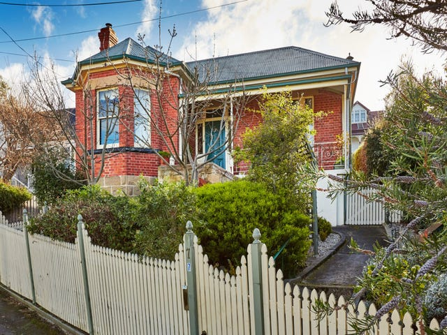 7 Lower Jordan Hill Road, West Hobart, Tas 7000