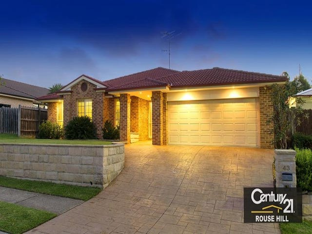 43 Stanford Circuit, Rouse Hill, NSW 2155