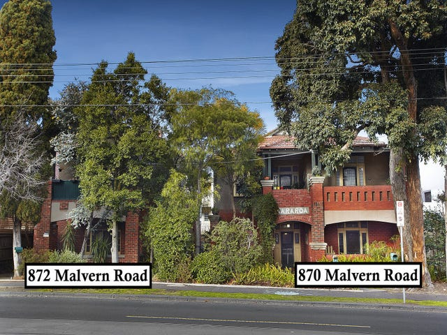 870/872 Malvern Road, Armadale, Vic 3143
