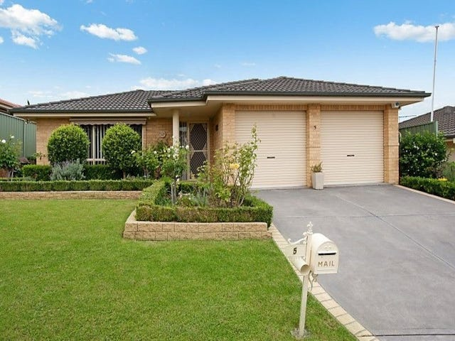 5 Maybush Avenue, Thornton, NSW 2322