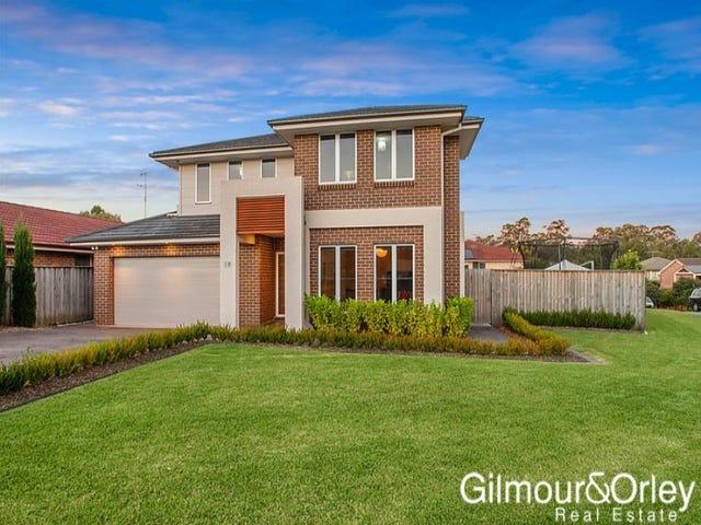 18 Sarah Jane Avenue, Beaumont Hills, NSW 2155