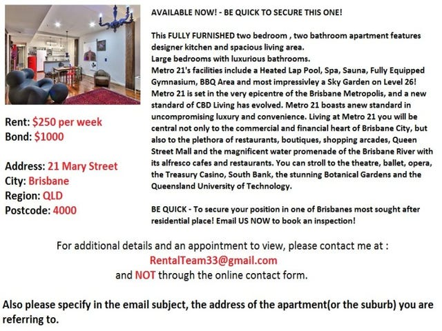 21 Mary Street, Brisbane City, Qld 4000