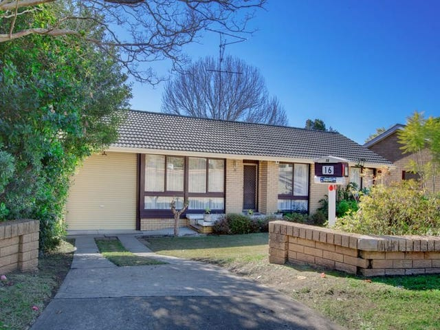 16 Gregory Avenue, Baulkham Hills, NSW 2153