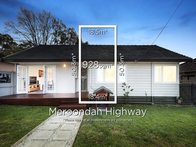 283 Maroondah Highway, Croydon North, Vic 3136