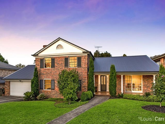 8 Hunter Place, Castle Hill, NSW 2154