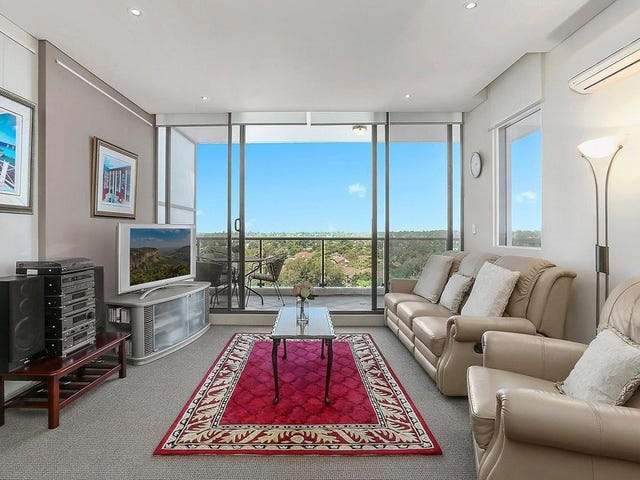 1602/90 George Street, Hornsby, NSW 2077