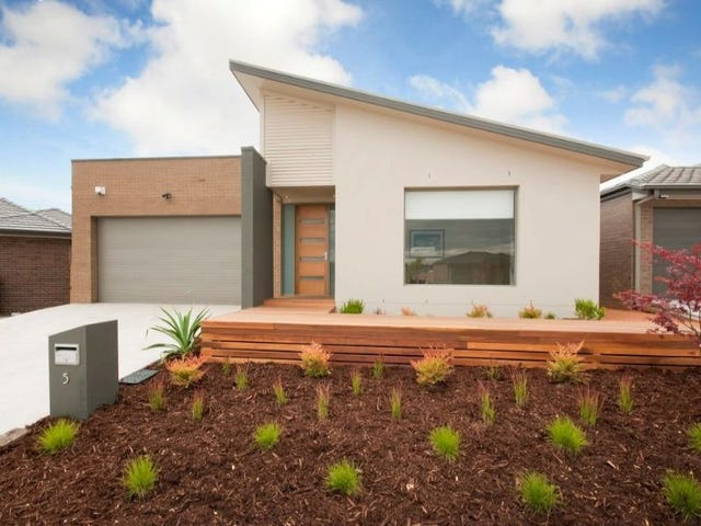 5 Elia Ware Crescent, Bonner, ACT 2914