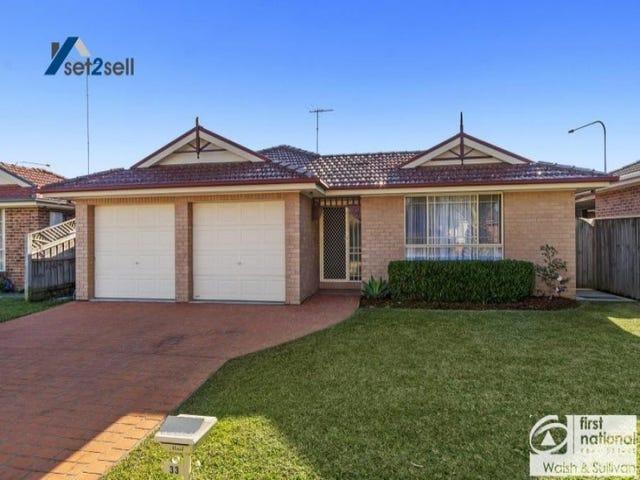 33 Lycett Ave, Kellyville, NSW 2155