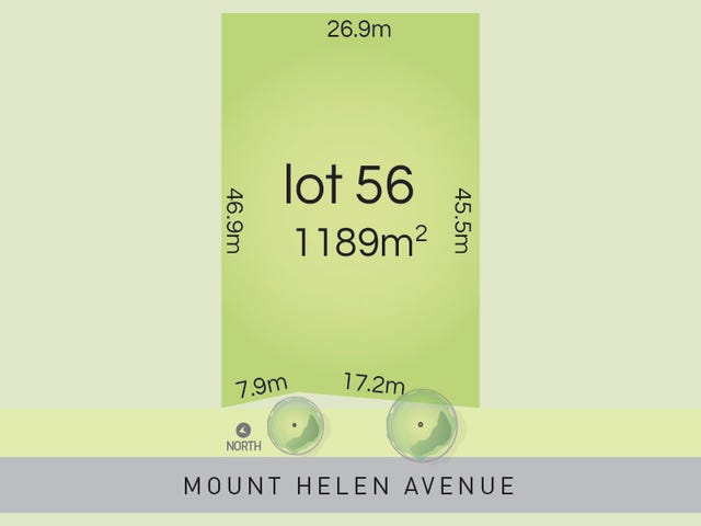 Lot 56 Mount Helen Avenue, Mount Helen, Vic 3350