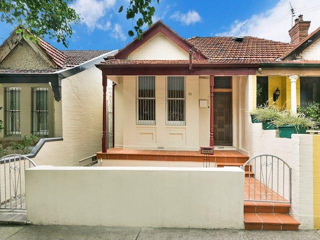 47 Salisbury Road, Stanmore, NSW 2048