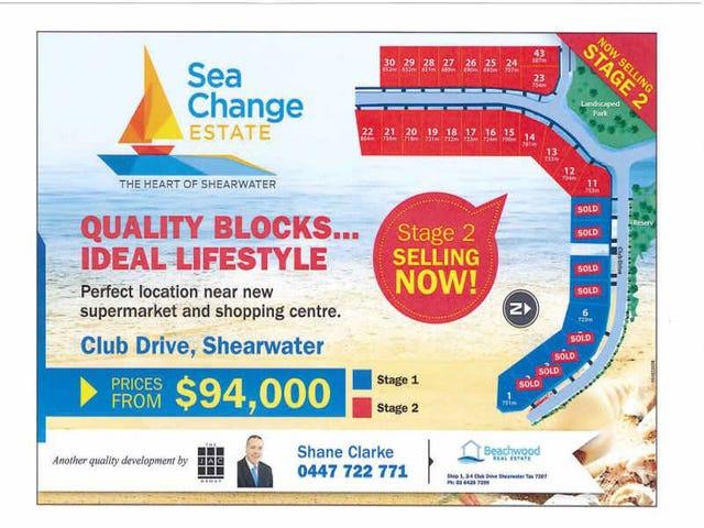 11-43  Club Drive, Sea Change Estate, Shearwater, Tas 7307