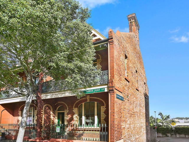 63 Lower Fort Street, Millers Point, NSW 2000
