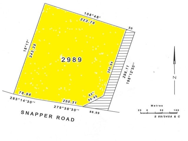 Section 2989 Snapper Road, Dundee Beach, NT 0840