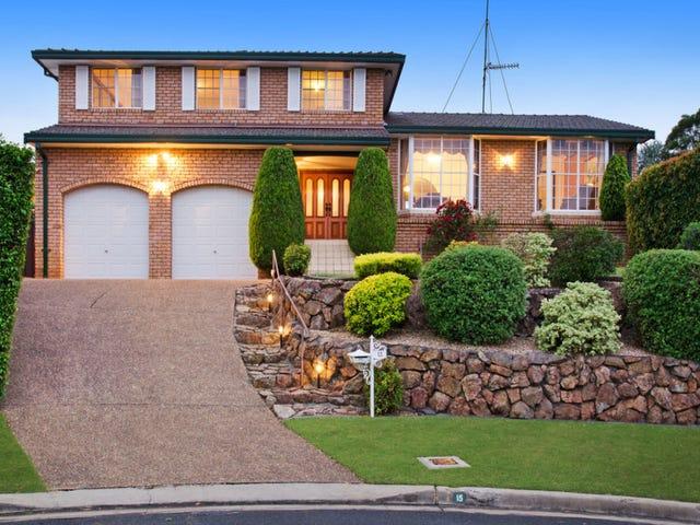 15 Kelly Close, Baulkham Hills, NSW 2153