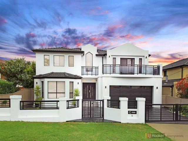 5 Price St, Merrylands, NSW 2160