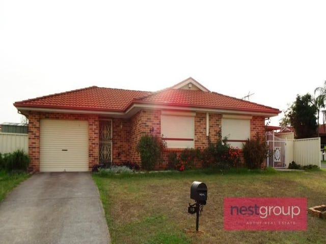 19 Dorothy Street, Hebersham, NSW 2770
