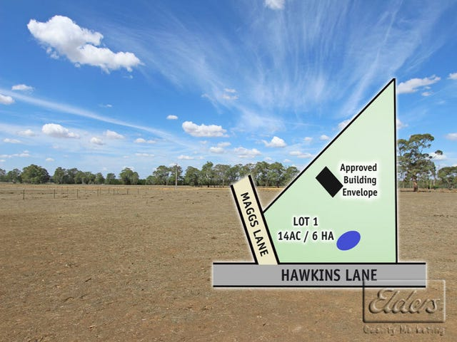 Lot 1 Hawkins Lane, Longlea, Vic 3551