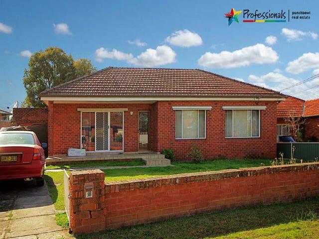 18 SALADINE Avenue, Punchbowl, NSW 2196