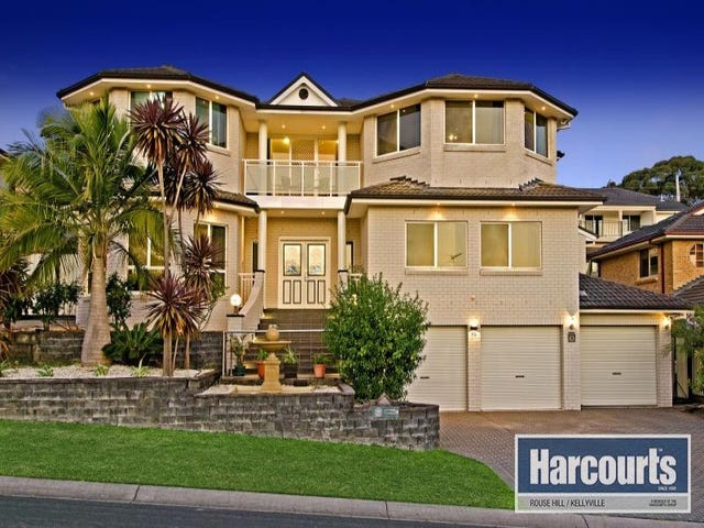 15 Horizons Place, Kellyville, NSW 2155