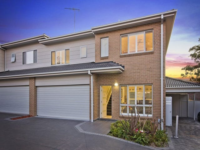 4/1-5 Buckeridge Place, Kellyville, NSW 2155