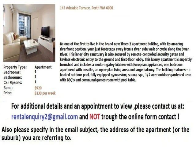 143 Adelaide Terrace, Perth, WA 6000