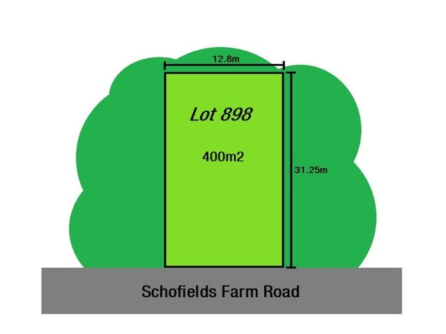 Lot 898, 133 Schofields Farm Road, Schofields, NSW 2762