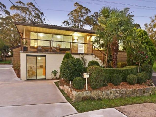 47 Edinburgh Place, Winston Hills, NSW 2153