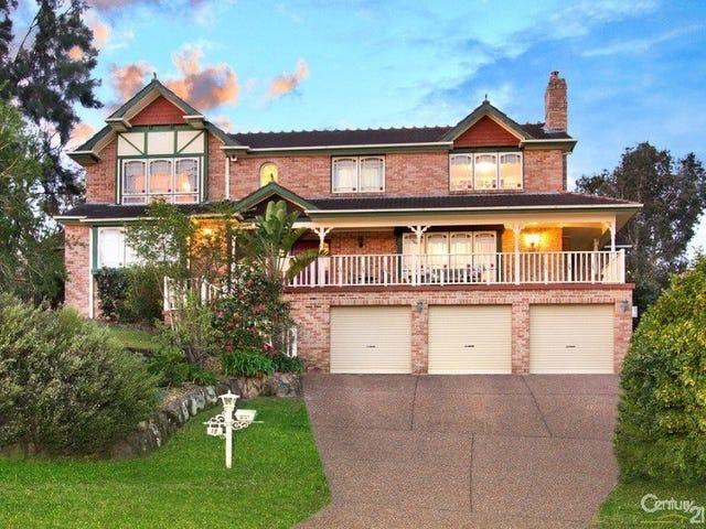 18 Talofa Place, Castle Hill, NSW 2154