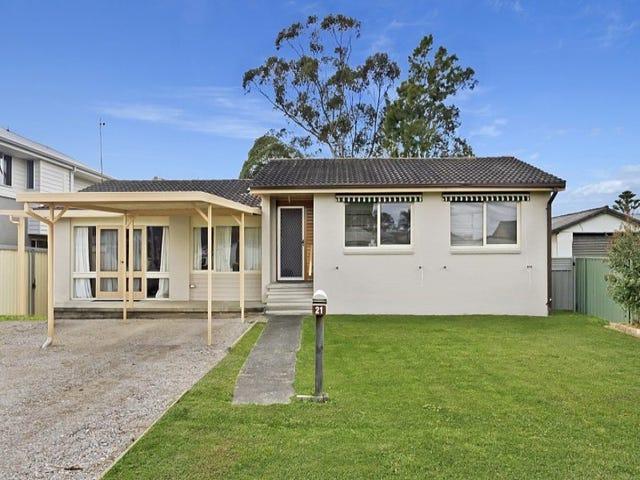 21 Dilgara Ave, Davistown, NSW 2251