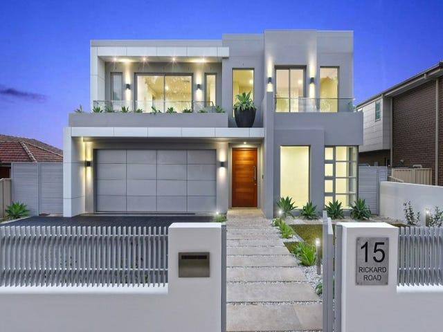 15 Rickard Road, Strathfield, NSW 2135