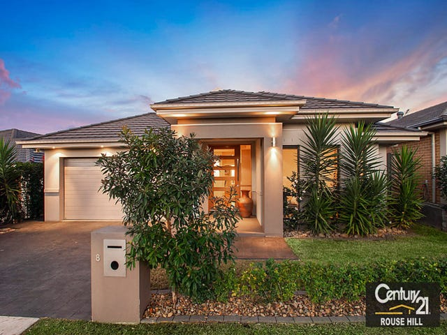 8 Rosebrook Avenue, The Ponds, NSW 2769