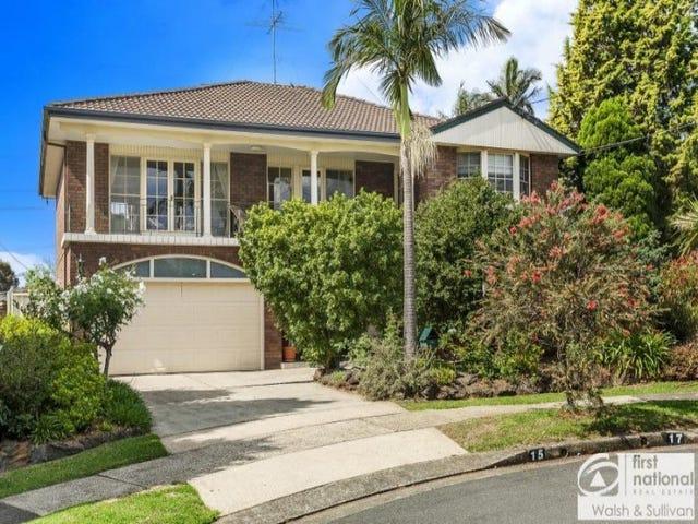 15 Remus Place, Winston Hills, NSW 2153