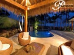pools image: ground lighting, outdoor furniture setting - 348759