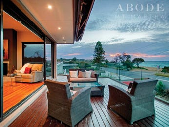 Outdoor living design with deck from a real Australian home - Outdoor Living photo 7242933