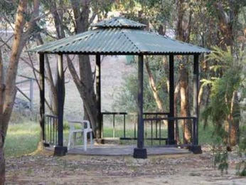 Outdoor living design with gazebo from a real Australian home - Outdoor Living photo 104826