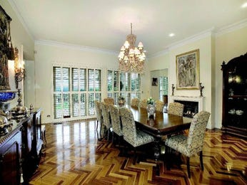Beige dining room idea from a real Australian home - Dining Room photo 474756