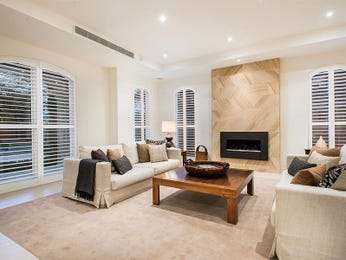 Beige living room idea from a real Australian home - Living Area photo 2196989