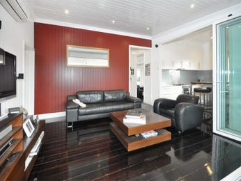 Black living room idea from a real Australian home - Living Area photo 106407