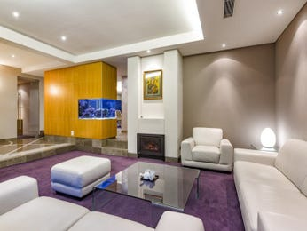 Grey living room idea from a real Australian home - Living Area photo 16007657