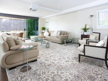 Cream living room idea from a real Australian home - Living Area photo 108017