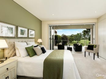Green bedroom design idea from a real Australian home - Bedroom photo 7048501