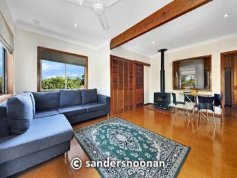 Blue living room idea from a real Australian home - Living Area photo 1080130