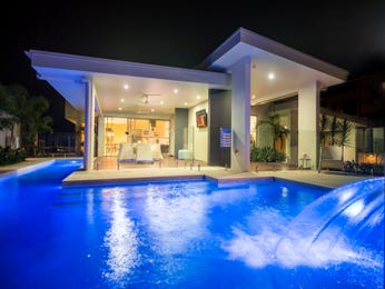 Photo of a modern pool from a real Australian home - Pool photo 7552537