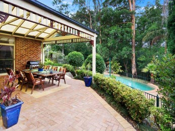 Outdoor living design with bbq area from a real Australian home - Outdoor Living photo 450099